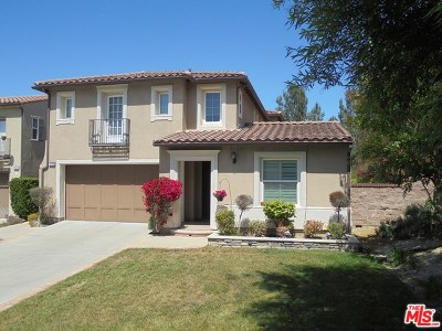 Chino Hills Single Family Home For Sale: 16689 Quail Hollow Way