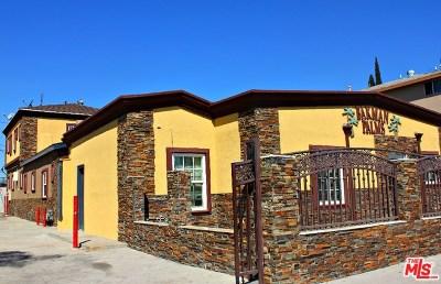 Sun Valley Multi Family Home For Sale: 7211 Bakman Avenue