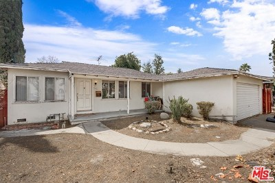 North Hollywood Single Family Home For Sale: 6251 Goodland Place