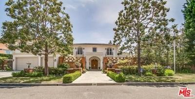 Santa Monica Single Family Home For Sale: 106 Winnett Place