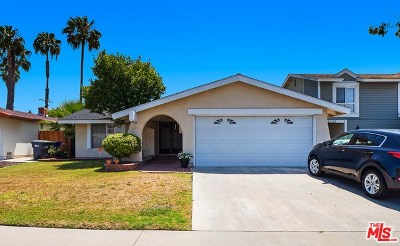 Carson Single Family Home For Sale: 20314 Kaiser Circle