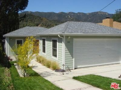 Glendale Single Family Home For Sale: 2918 Piedmont Avenue