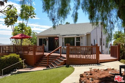 Rancho Palos Verdes Single Family Home For Sale: 14 Limetree Lane
