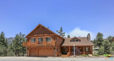 Big Bear CA Single Family Home For Sale: $999,000