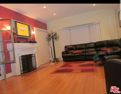 Los Angeles Single Family Home For Sale: 1142 64th Street