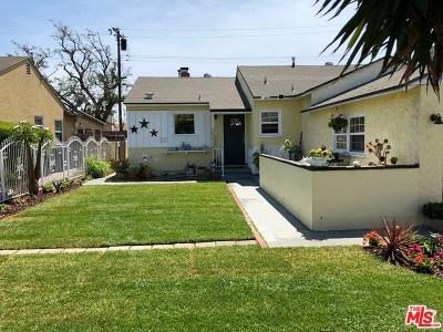 Norwalk Single Family Home For Sale: 12630 Leibacher Avenue