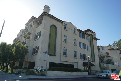 North Hollywood Condo/Townhouse For Sale: 4805 Bellflower Avenue #104