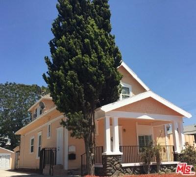 Pomona Single Family Home For Sale: 1440 N Gordon Street