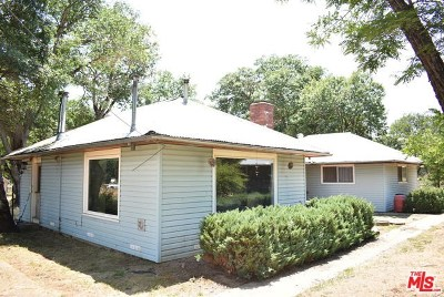 Hayfork Single Family Home For Sale: 13440 State Hwy 3