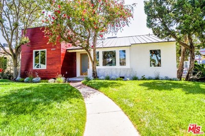 Studio City Single Family Home For Sale: 4502 Kraft Avenue