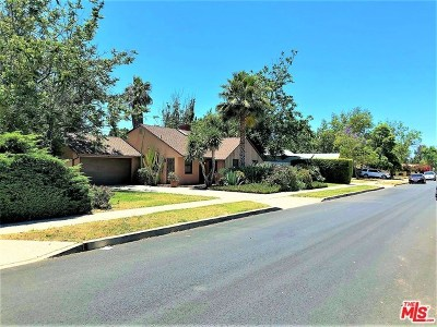 Northridge Single Family Home For Sale: 17356 Roscoe