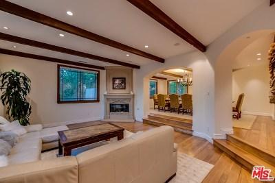 Encino Single Family Home For Sale: 3834 Alonzo Avenue