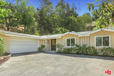 Pasadena Single Family Home For Sale: 1485 Marianna Road