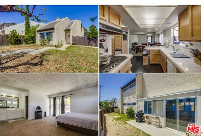 Spring Valley Single Family Home Active Under Contract: 9310 San Diego Street Street
