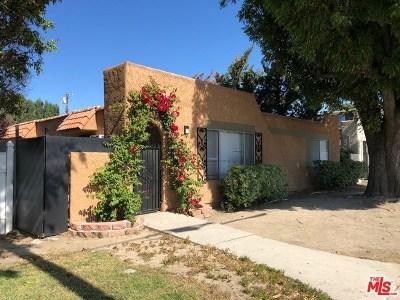 Northridge Multi Family Home For Sale: 8403 Lindley Avenue