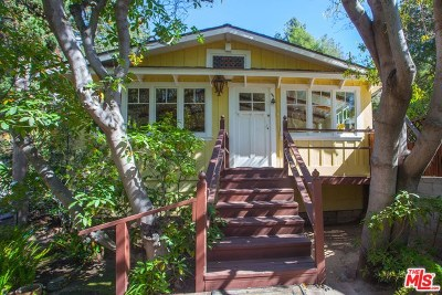 Los Angeles Single Family Home For Sale: 2224 Beverly Glen Place