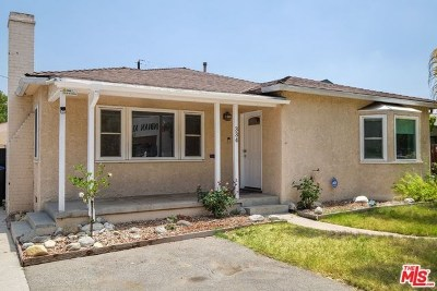 Burbank Single Family Home For Sale: 334 N Parish Place
