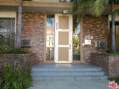 Los Angeles Condo/Townhouse For Sale: 256 S La Fayette Park Place #304