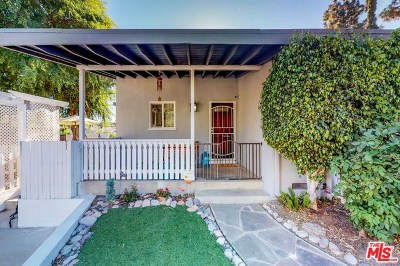 Sunland Single Family Home Active Under Contract: 10613 Turnbow Drive