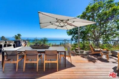 Malibu Single Family Home For Sale: 20734 Big Rock Drive