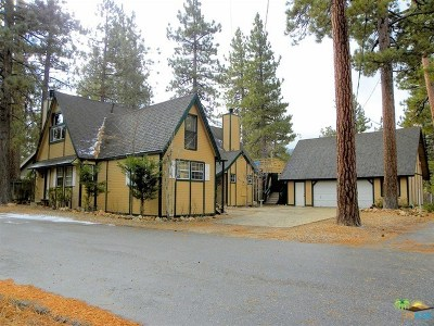 Big Bear Single Family Home For Sale: 38941 N Bay Road