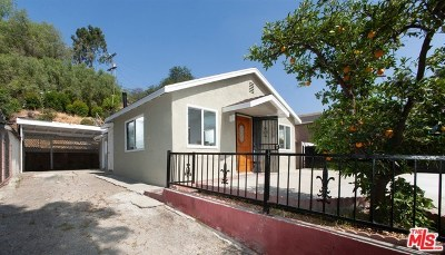Los Angeles Single Family Home For Sale: 1945 Lansdowne Avenue