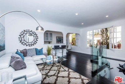 West Hollywood Condo/Townhouse For Sale: 1345 N Hayworth Avenue #109