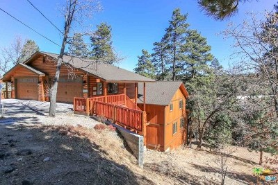 Big Bear Condo/Townhouse For Sale: 1287 Pigeon Road #2