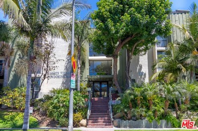 Los Angeles Condo/Townhouse For Sale: 320 S Ardmore Avenue #326