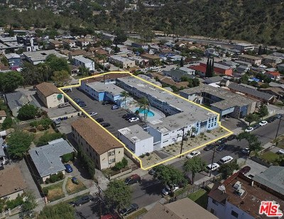 Los Angeles Multi Family Home For Sale: 249 S Avenue 55