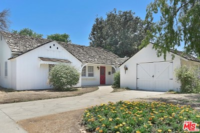 Van Nuys Single Family Home Active Under Contract: 6960 Costello Avenue