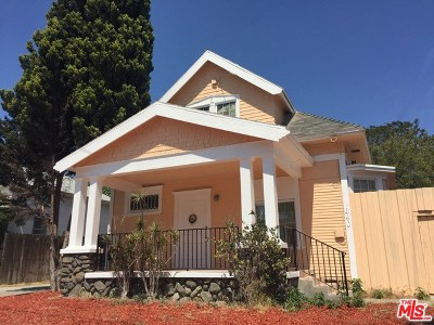 Pomona Multi Family Home For Sale: 1440 N Gordon Street