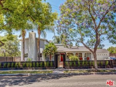 Burbank Single Family Home For Sale: 501 N California Street