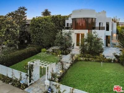 Santa Monica Single Family Home For Sale: 617 Georgina Avenue