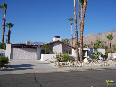 Palm Springs Single Family Home For Sale: 777 E Via Escuela