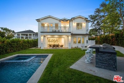 Sherman Oaks Single Family Home For Sale: 4169 Hazeltine Avenue