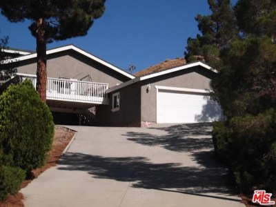 Leona Valley Single Family Home For Sale: 6201 Elizabeth Lake Road
