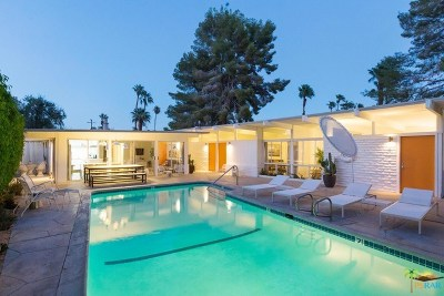 Palm Springs Multi Family Home For Sale: 1821 E Amado Road
