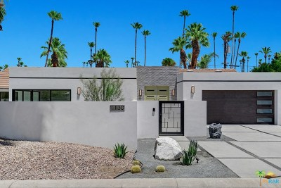 Palm Springs Single Family Home For Sale: 1130 S Manzanita Avenue