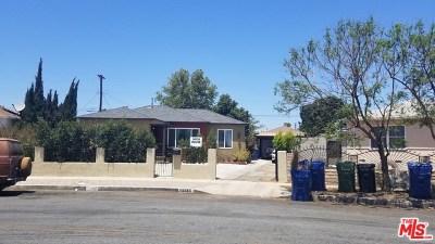 Arleta Single Family Home For Sale: 13755 Wingo Street