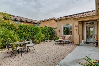 Palm Springs Single Family Home For Sale: 1940 Fan Palm Way