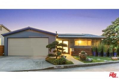 Glendale Single Family Home For Sale: 1329 Corona Drive