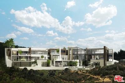 Los Angeles Single Family Home For Sale: 940 Stradella Road