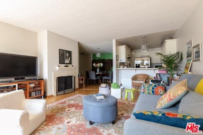 Culver City Condo/Townhouse For Sale: 5875 Doverwood Drive #108