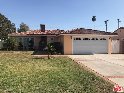 West Covina Single Family Home For Sale: 658 S California Avenue