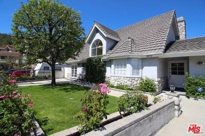 Agoura Hills Single Family Home For Sale: 28376 Laura La Plante Drive