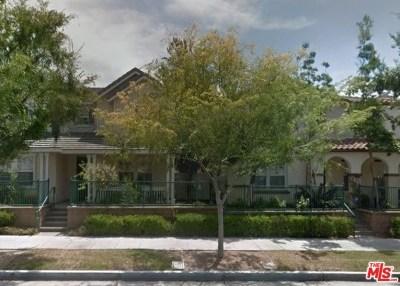 Fullerton Single Family Home For Sale: 1254 Starbuck Street