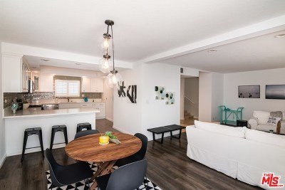 Manhattan Beach Condo/Townhouse For Sale: 1440 12th Street #D