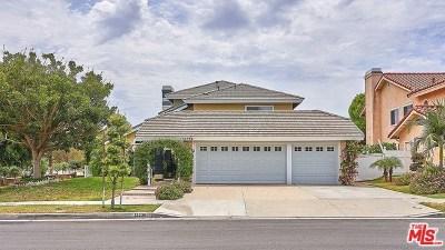 La Mirada Single Family Home For Sale: 13239 Alderwood Street