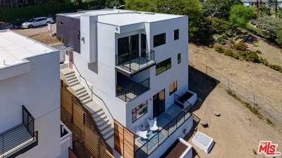 Los Angeles Single Family Home For Sale: 3766 Brilliant Drive